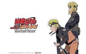 Naruto shippuden movie 4 - the lost tower - english subbed