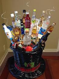 Gift Basket Ideas For Men Pinterest Men's gift basket....great for