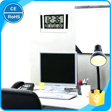 full image for jumbo lcd radio controlled digital wall clock chaney 13 5 in jumbo lcd chaney 12 inch