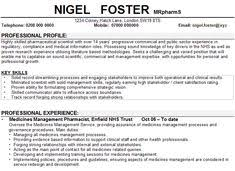 Sample Cv For Teachers Un Poco De Todo A Little Bit Of Everything