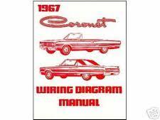 1967 1968 coronet charger 67 68 frame diagram 1967 67 dodge coronet wiring diagram manual