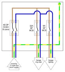 wonderful ring main wiring diagram photos wiring schematic spur circuit at Radial Circuit Wiring Diagram