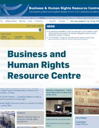 principle un global compact business and human rights resource centre