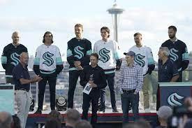 Seattle Kraken sets first roster, will ...