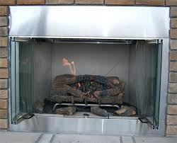 stainless steel fireplace insert modern style outside fireplace inserts steel outdoor fireplace with regard to