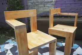 a friend of mine made a rietveld crate chair and i thought wow i want that too the chair looks great but off course i thought i can do that better