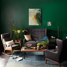 these walls will make you dark emerald green with envy the accent