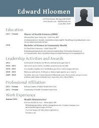 Resumes Templates For Word Classy Resume Free Templates Microsoft Word Free Downloadable Resume