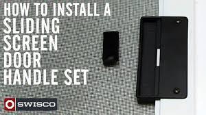 back to post how to remove screen door