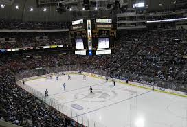 Ppg Arena Penguins Seating Chart Civic Arena Pittsburgh Wikiwand