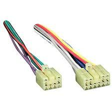 amazon com metra 71 1761 87 94 toyota vehicle harness car electronics metra 71-035lc speaker wiring harness at Metra 71 035lc Speaker Wiring Harnesses