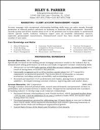 Marketing Executive Resume Examples Marketing Executive Resume ...