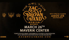 Maverik Center Utah Seating Chart Zac Brown Band Tickets In Salt Lake City At Maverik Center