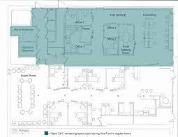 the office floor plan. Floor Plan The Office D
