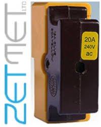 wylex c20 standard range 20 amp yellow cartridge fuse and holder old wylex fuse box cover wylex c20 standard range 20 amp yellow cartridge fuse and holder with contact shield