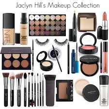 jaclyn hill s makeup collection