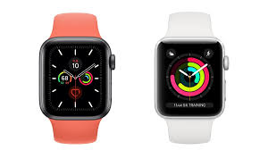 Apple Watch 3 Comparison Chart Apple Watch Series 5 Price In India Detailed Apple Watch