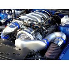 Paxton 1001851-P Mustang Supercharger Complete System NOVI 1200 ...