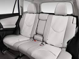 Image: 2014 Toyota RAV4 EV FWD 4-door Rear Seats, size: 1024 x 768 ...
