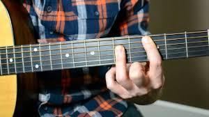 C Shape Barre Chord Chart Barre Chords Guitar C Major