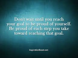Proud Of You Quotes Fascinating Be Proud Of Yourself Quotes Inspiration Boost
