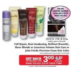 This raining hot coupons deal was posted on august 12, 2011 at 2:07 pm mst leave a comment. Rite Aid 4 21 John Frieda Scenario Gold Status The Accidental Saver