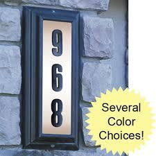 home address plaques. Alternative Views: Home Address Plaques