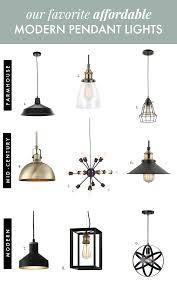 modern cheap lighting. Affordable Pendant Lights For Modern Farmhouses La Petite Farmhouse Pertaining To Lighting Designs 10 Cheap L