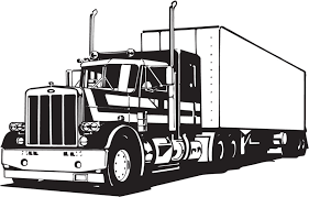 Small Picture Elegant Semi Truck Coloring Pages 17 In Free Coloring Kids with