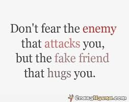 Quotes About Bad Friendships