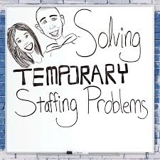 Solving Temporary Staffing Problems