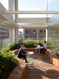 outdoor office space. earthy material staff wellness open spaces environmental sustainability wiedenkennedy new york u2014 work architecture company outdoor office space e