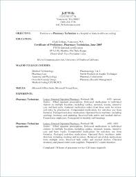 Bistrun : Pharmacy Tech Resume Samples Pharmacy Technician Resume ...