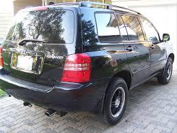 dadvan 2003 Toyota HighlanderSport Utility 4D Specs, Photos ...