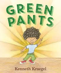 Character Pants Green Pants By Kenneth Kraegel