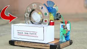 how to make amazing bubble machine diy