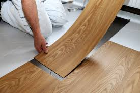 the reason vinyl flooring is so popular in basements is because its water resistant because the main material vinyl is made out of is plastic moisture and