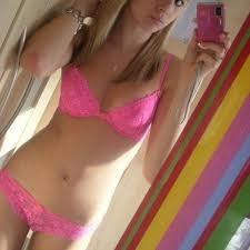 Webcam hot blonde teen