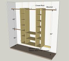 Standard Height For Coat Rack Coat Closet Height Image Bathroom 100 47
