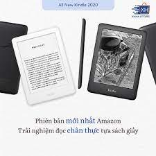 Mã SKAMPUSHA7 giảm 8% đơn 250k]Máy đọc sách All-new Kindle 10th Generation  - 2019 (4GB/8GB) NEW 100%