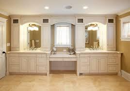 bathroom vanity lighting. Cream Large Bathroom Decoration Using Light Brown Wall Paint Including Drum White Vanity Lighting C