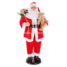 New Christmas Singing Dancing <b>Santa Claus</b> Gift Toy Xmas <b>Novelty</b> ...