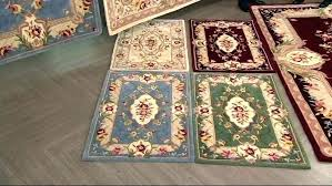 royal palace rugs patio runners great room tags area pink and blue rug qvc