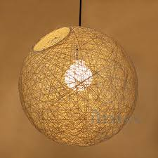 lighting random rattan light pendant lamp chandelier ceiling