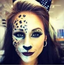 61 idées de costumes d maquillage et coiffures cheetah makeup
