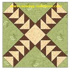 Easy 12 inch quilt blocks | Flying Geese in Quilting | Pinterest ... & Easy 12 inch quilt blocks Adamdwight.com