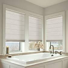 Best Light Filtering Blinds Premium Roman Shades Bathroom Window Coverings Bathroom