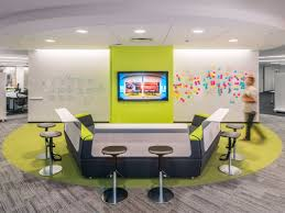 Advertising office interior design Office Space Ibm Ixs Offices Are Not What One Would Expect From The Company Ibm Theitofficeinfo Ibm Ix Is Cutting Out Ad Agencies By Bringing Clients In Through
