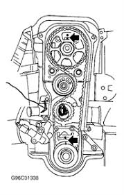 solved ford focus belt diagram fixya were to a2001 ford focus se water pump and pully diagram