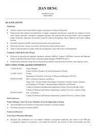 Chemist Resume Adorable Get Associate Chemist Resume Samples Wwwmhwaves